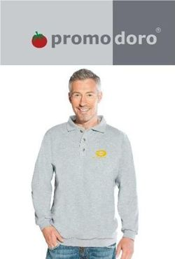 Promodoro Men's Polo Sweater