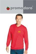 Promodoro Men's V-Neck Sweater